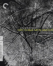 Criterion Collection: Hiroshima Mon Amour Blu-ray