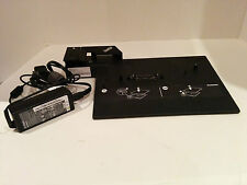 LENOVO 2505 DOCKING STATION + AC ADAPTER T60 T61 R60 R61 Z60 Z61 T400 T500 W500
