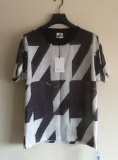 PAUL SMITH PRINTED MERCERISED-COTTON T-SHIRT L RRP £340