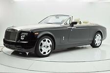 Rolls-Royce: Phantom Drophead Coupe Convertible 2-Door