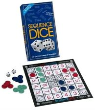 Sequence Dice an exciting game of strategy