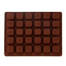 Silicone Letter AlphHOT9et Cake Fondant Mould Chocolate Cookies Candy Mold HOT9