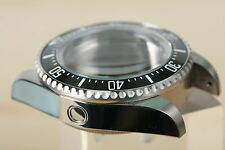 44mm SD watch case bracelet set for ETA 2836-2 movement NEW