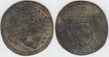Gertbrolen  Allemagne  Jeton de Nuremberg en laiton  Roi Louis XIV   Numéro 16
