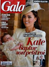 2013: KATE MIDDLETON GEORGE_DAVID DUCHOVNY Top Model_NICK YOUNGQUEST_CELINE DION