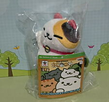 "SEALED Vol 3 Neko Atsume Collectible Cat 6"" Keychain Plush Ms Fortune Hit Point"