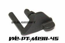 WE Metal Safety Lock for WE Airsoft Toy 1911 series GBB (Black) WE-PT-M1911-45