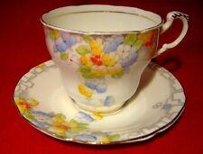 """VINTAGE PARAGON """"ELISE""""  TEA CUP & SAUCER"""