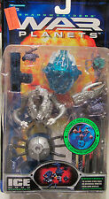 1997 Shadowriders War Planets Ice Moon Omega Ultimate War Planet NEW
