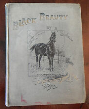 Black Beauty : The Autobiography of a Horse by Anna Sewell (1894)