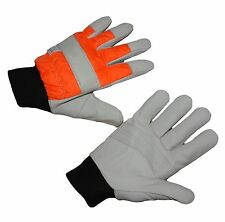 Chainsaw Protective Gloves Medium Size