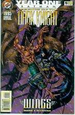 Batman: Legends of the Dark Knight Annual # 5 (Quique Alcatena) (USA,1995)