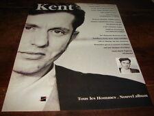 KENT - PUBLICITE TOUS LES HOMMES !!!!!!!!!!