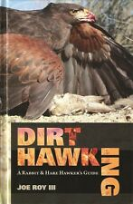 ROY RAPTOR BOOK DIRT HAWKING A RABBIT AND HARE HAWKERS GUIDE hardback new