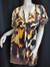 ROBERTO CAVALLI TOP 'Belicimo'  IT42 US XL  LIQUIDATION FINAL SALE !