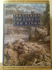 The Lord of the Rings SIGNED by Alan Lee 1st Ed.