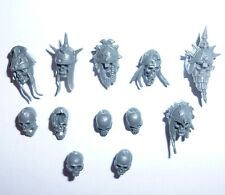 Warhammer Age of Sigmar Vampire Counts Skeletons Heads x 12 – Y653