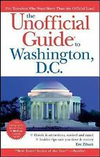 The Unofficial Guide to Washington, D.C. (Unofficial Guides) by Zibart, Eve, Goo