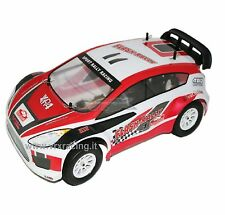 FLASH RALLY XR4 EBL MOTORE ELETTRICO BRUSHLESS ON ROAD RADIO 2.4 RTR 4WD VRX