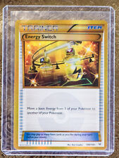 Pokemon Energy Switch Trainer 109/108 - XY Roaring Skies - Secret Rare Card