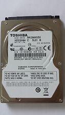 "250 GB SATA toshiba mk2555gsx 2,5"" disco duro interno nuevo"