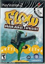 Flow: Urban Dance Uprising  (Sony PlayStation 2, 2005) Factory Sealed