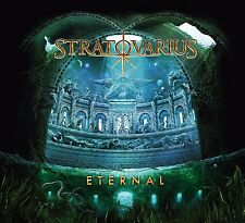 Eternal STRATOVARIUS  CD+DVD DIJIBOOK HARDCOVER  SET LIMITED  ( FREE SHIPPING)