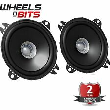 "NEW JVC CS J510X 13CM 5.25"" 250 Watts 44mm depth Dual Cone Car Speakers Door"