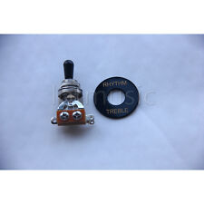 Guitar 3 Way Toggle Switch fits Epiphone LP SG replacment