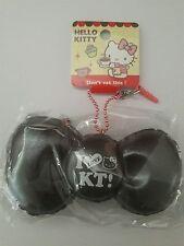 New Rare Hello Kitty Macaroon Ribbon Squishy (Chocolate)