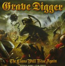 Grave Digger(CD Single)The Clans Will Rise Again-NaPALM-New