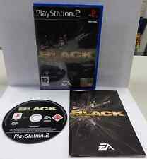 Console Game Gioco SONY Playstation 2 PS2 Play PAL ITALIANO BLACK - ITA - EA -