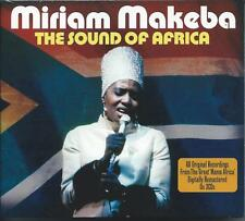 Miriam Makeba - The Sound Of Africa - 60 Original Recordings (3CD) NEW/SEALED