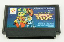 BUCKY O'HARE NES KONAMI Nintendo Famicom Japan USED