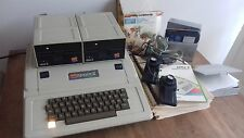 Vintage Apple Macintosh ][ 1978 Europlus with 5.25 diskdrives + expansion cards