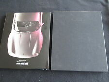 1986 Porsche 959 Rare LEWANDOWSKI Limited Edition #569 SIGNED Book & Brochures