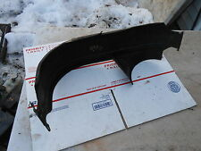 1980 Yamaha 440 SS snowmobile: CLUTCH-BELT GUARD w both pins