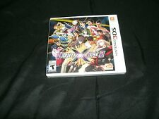 Project X Zone 2 (Nintendo 3DS, 2015) Brand New Factory Sealed