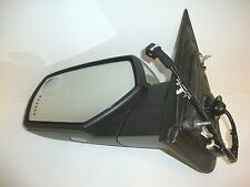 2014-16 Chevy Silverado GMC Sierra Truck Left Side Signal Door Mirror OEM Chrome