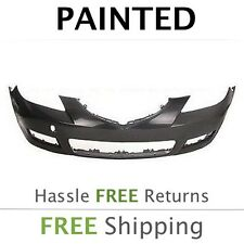 NEW 2007 2008 2009 Mazda 3 Front Bumper Painted MA1000215
