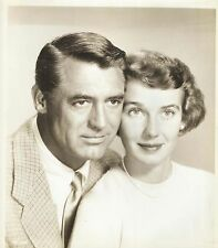 "BETSY DRAKE & CARY GRANT in ""Room for One More"" Original Vintage Photo 1952"