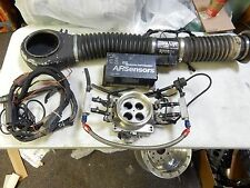 AirSensors EFI Fuel INJECTION Universal 4-Barrel Tuneable Horsepower pro-jection
