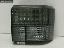 VW T4 90-03 LED SMOKED REAR TAIL LIGHTS TRANSPORTER MULTIVAN BUS Projekt Zwo