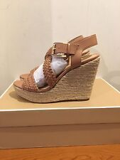 MICHAEL KORS Giovanna Wedge Sandals Shoes Size UK5.5/ EU 38.5