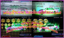 Wangan Maximum Tune 3DX+ ~9999 to 69999 Stars + LvL46DressUp + YourName + 825HP~