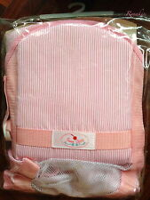 #R025 ♥ Sweet Cherry Safety Padded Baby Sling Carrier (Pink)