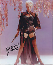 """JANET LEIGH hand signed 8x10 photograph photo - autographed """"Best Wishes"""" 