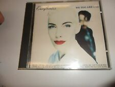 Cd  We Too Are One von Eurythmics