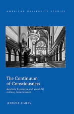 Continuum Of Consciousness Eimers  Jennifer 9781433122897