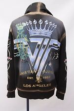 CHRISTIAN AUDIGIER Ed Hardy Fingers Crossed VIF Hoodie Jacket Coat Los Angeles